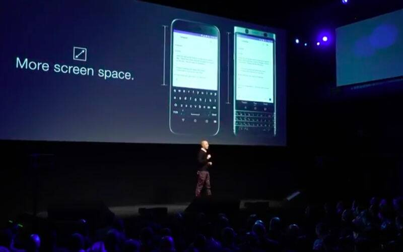 BlackBerry, BlackBerry MWC 2017, BlackBerry KeyOne, BlackBerry KeyOne specs, MWC 2017, MWC 2017 BlackBerry Live, BlackBerry Mercury price in India, BlackBerry Mercury specs, BlackBerry TCL phone, BlackBerry MWC news, BlackBerry Mercury features, Mercury specs, BlackBerry BB100, mobiles, smartphones, technology, technology news
