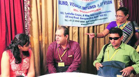 Voice Vision initiative: Matchmaking forum for the disabled inMumbai