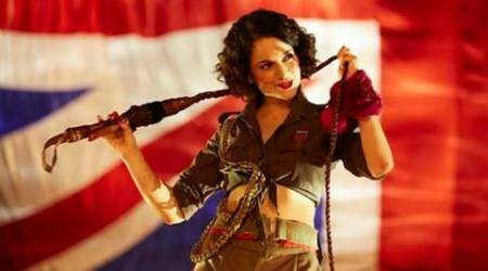 rangoon, rangoon release, dolly ahluwalia, Vishal Bhardwaj, kangna ranaut, saif ali khan, shahid kapoor, arunachal pradesh war, rangoon story, entertainment news, fashion