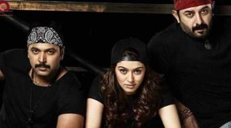 bogan review, Bogan movie review, bogan movie, Jayam Ravi, Arvind Swamy, Hansika Motwani