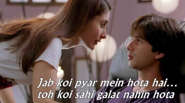 Valentine's Day, Valentine's Day 2017, Bollywood dialogues, best Bollywood dialogues, Bollywood dialogues valentines day, Valentine's Day news, valentine day, valentine day 2017, february 14
