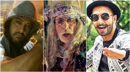 amitabh bachchan rap, ranveer singh rap, ranveer singh gully boy, bollywood rappers, abhishek bachchan rap, sonakshi sinha rap, aamir khan dhakked rap, shruti hassan rap, rappers of bollywood, list of rappers, bollywood news, bollywood updates, entertainment news, indian express, indian express news