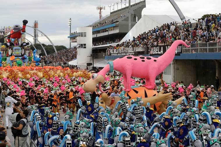 rio, rio carnival, rio carnival parade, everything you need to about carnival, carnival, brazil carnival, Rio de Janeiro's Carnival parade, latest news, latest world news