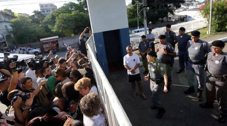 122 die as police in Espirito Santo, Brazil, strike over pay