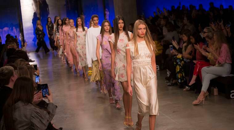 Fashion Takes London By Storm With Preen Topshop And Mulberry Lifestyle News The Indian Express