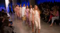 Fashion takes London by storm with Preen, Topshop and Mulberry