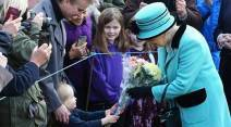 queen elizabeth II, queen elizabeth, queen elizabeth sapphire jubilee, british monarch queen elizabeth II, sapphire jubilee, uk news, world news, indian express