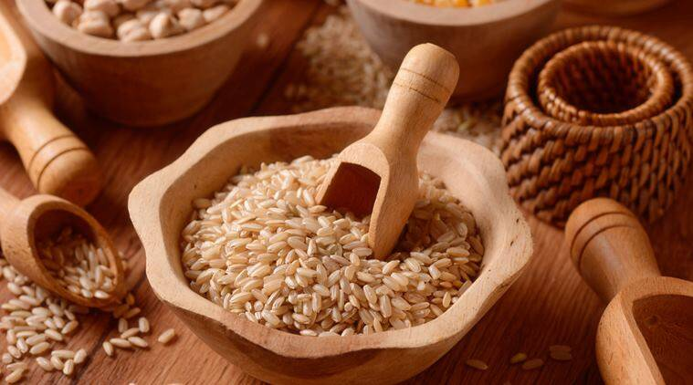 brown rice benefits, weight loss, how to lose weight, brown rice to lose weight, food to lose weight, what to eat to lose weight, weight loss diet, indian express, indian express news