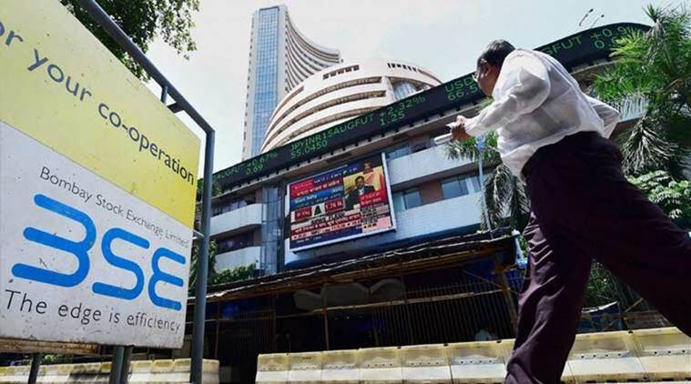 sensex, nifty, Stocks, stocks close, BSE sensex. sensex rises, sensex goes up, sensex up, share market, share market rise, NSE Nifty, nifty rises, india market, india share market, business news, indian express news