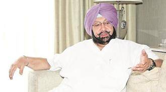 Sonia was very upset after Punjab annulled water pact: Capt AmarinderSingh