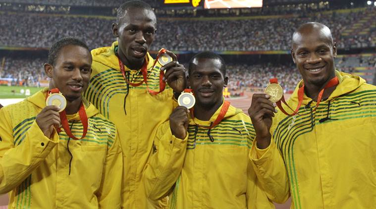 Nesta carter, carter, nesta carter athlete, athletics, athletics jamaica, athletics news, sports news