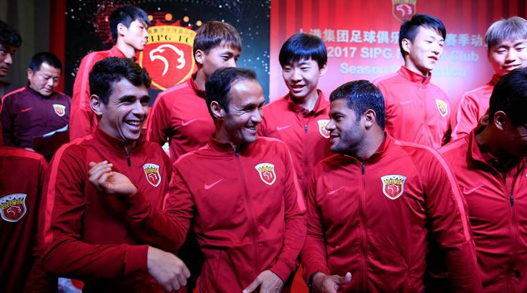 Image result for Ricardo Carvalho Shanghai