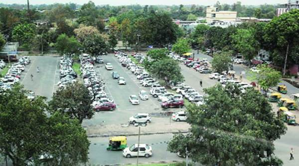 Chandigarh, Chandigarh parking charges, parking charges Chandigarh. Chandigarh parking, theatres Chandigarh, mall Chandigarh, parking theatre Chandigarh, Chandigarh municipal corporation parking, Chandigarh news