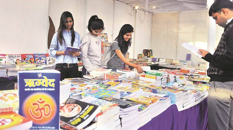 chandigarh, chandigarh book fair, chandigarh news, indian express news
