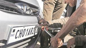 Chandigarh: March 31 is last date for getting high security number plates