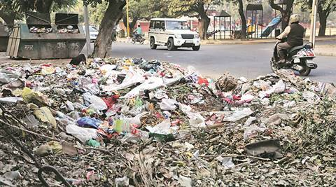 Garbage woes for Chandigarh civic body: Writes to govt to include city in solid waste plant