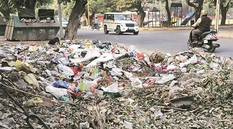 Chandigarh municipal corporations, Chandigarh news, Chandigarh solid waste management problems, Chandigarh news, latest news, India news, National news, India news