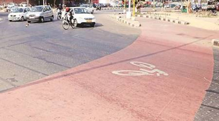 Chandigarh: 240 cyclists killed in road accidents  from 2010 to 2016