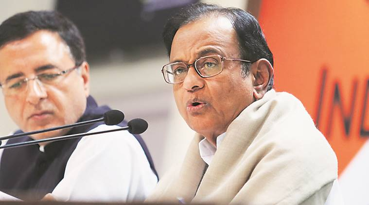 P Chidambaram, Maharashtra civic polls, Maharashtra news, congress in Maharashtra, latest news, India news, National news
