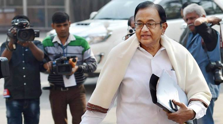 chidambaram, demonetisation, 2016 scams, pm modi, congress, narendra modi, bjp, note ban, old notes exchange, chidambaram demonetisation remark, former finance minister, rbi, cso, central statistical organisation, india news