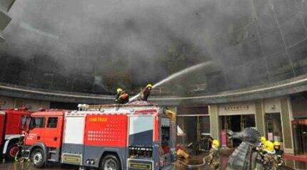 China: Nanchang hotel fire kills 3, injures 14; many feared trapped