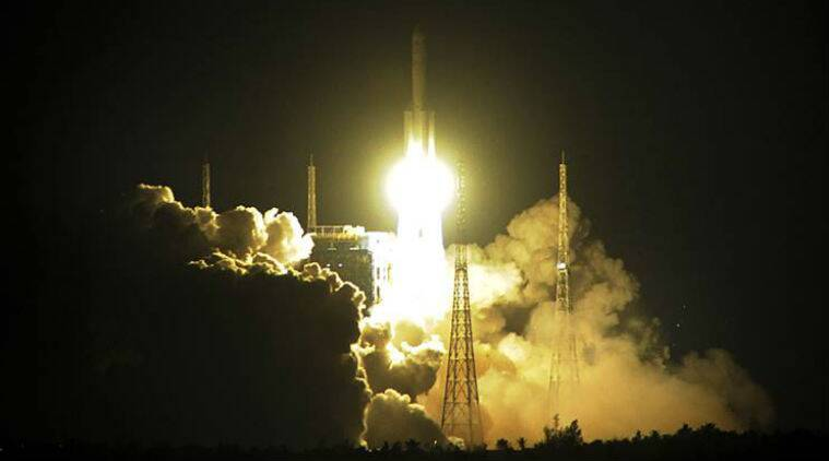 remote sensing satellite, remote sensing surveys, Luojia-1A , help overseas trade measures, purpose of Chinese satellite,Aerospace Science and Industry Corp, 30 space launches in 2017, first quantum satellite launched, Science, Science news
