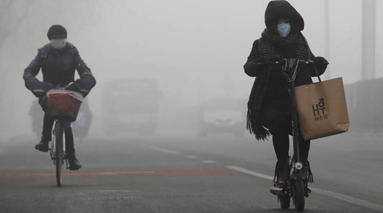 Beijing, China pollution, China pollution level, WHO pollution, WHO China, Beijing pollution, Chian cardiorespiratory diseases, China PM level, World news