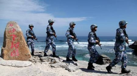 There will be consequences for Chinese militarisation in South China Sea: United States