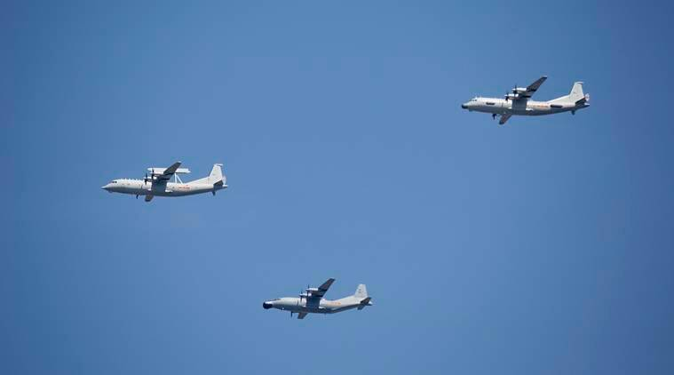 Chinese jets intercept US Navy plane over East China Sea | The ...