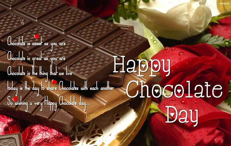chocolate day 2018 date