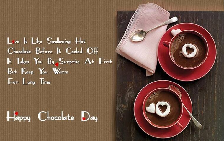 Happy Chocolate Day 2017 Wishes Best Quotes Sms Facebook Status