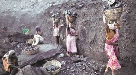 NTPC, Hazaribagh coal project, jharkahnd coal project, jharkhand coal mines, Jayant Sinha, NTPC's coal mining project, indian express news, india news, business news