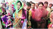 UP Elections 2017: Rani versus Rani take battle outside palace in Amethi