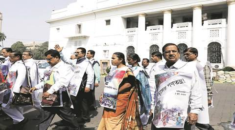 Congress, Left to boycott Budget today, hold mock session in Assembly lobby