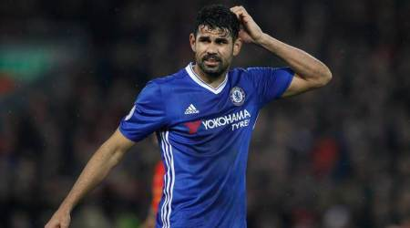 Chelsea plan to sue Diego Costa for up to £50million: Reports