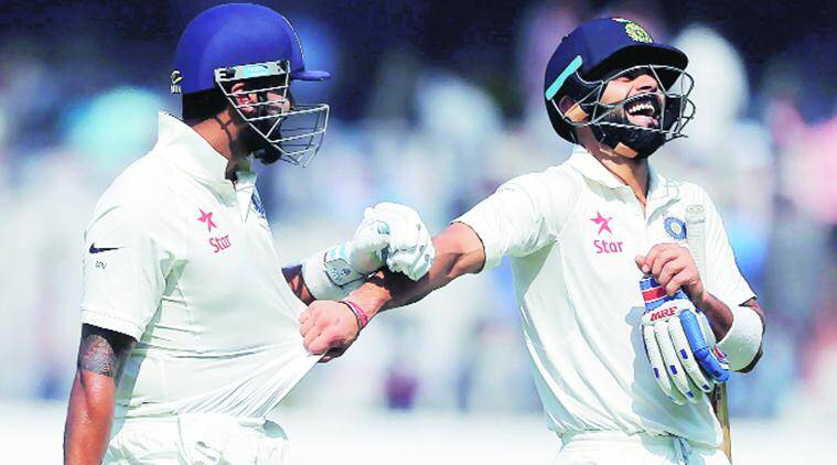 India vs Bangladesh Test, day one