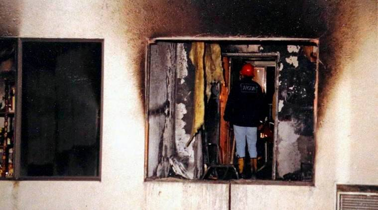 Los Angeles apartment fire, 1993 los angeles fire, los angeles gang violence, Los Angeles news, US news, world news, latest news, indian express
