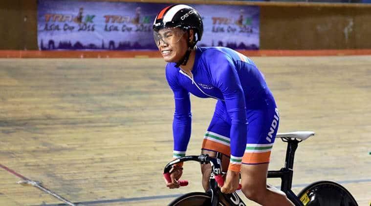 india cycling, india track cycling, deborah herold, deborah herold india, deborah herold tsunami, 2004 tsunami, igi velodrome, india olympics, sports news