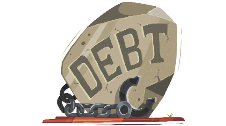 India Inc, Lowering Debt Quality, companies debt, bad debt, indian express news, india news, business news