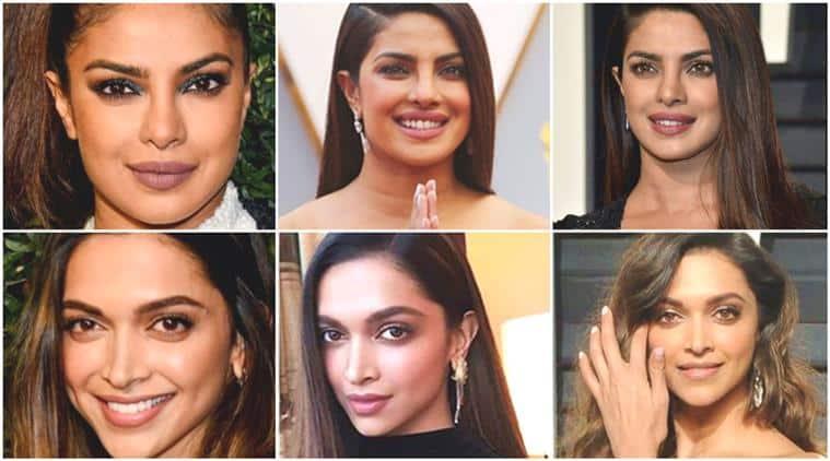 Oscars 2017: Priyanka Chopra, Deepika Padukone's fashion ...