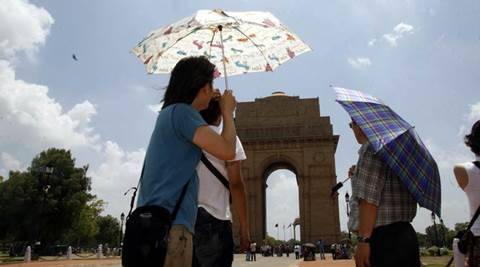 Mercury breaches 40°C mark but some relief soon