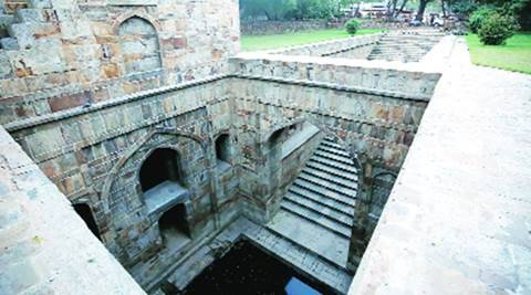 Hidden History: Fresh water to arms; nine heritage wells spring surprises for ASI