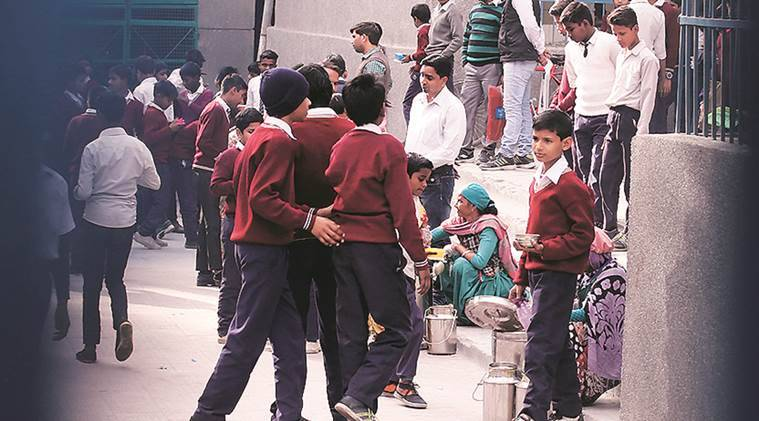 Monitor cooking of midday meals: Govt to chief secretary