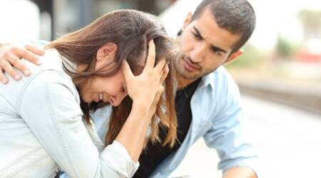 depression, depression partner, depressed partner, support depressed person, depression cure, depression help, what is depression, relationship depression, lifestyle, dating, indian express, indian express news