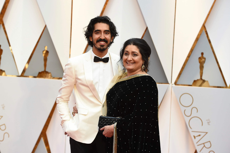 Dev Patel, Dev Patel mother, Dev Patel Oscars 2017, Oscars 2017, Oscars 2017 news, Oscars 2017 dev patel,