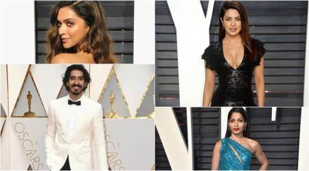 Priyanka Chopra, Deepika Padukone, Frieda Pinto just set Oscar after-party on fire. See pics