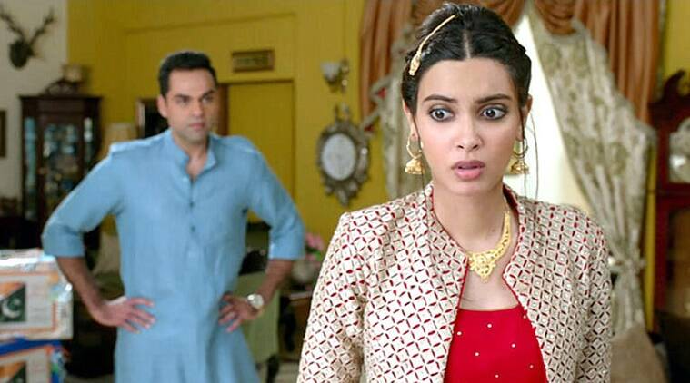 Happy Bhag Jayegi, Happy Bhag Jayegi sequel, abhay deol happy bhag jayegi, diana penty happy bhag jaegi, mudassar aziz happy bhag jayegi, happy bhag jaegi story, cross border love story, diana penty happy, happy bhag jaegi release date, bollywood news, bollywood updates, indian express bollywood, indian express, indian express news