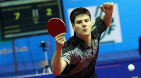 Dimitrij Ovtcharov, Tomokazu Harimoto, India Open final , india vs japan, table tennis, sports news
