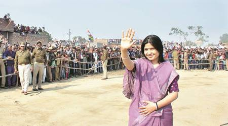 Samajwadi Party fields Dimple Yadav from Kannauj for Lok Sabha elections