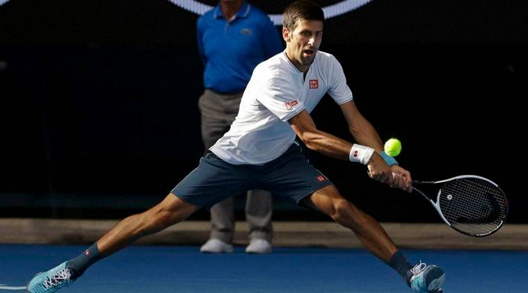 Novak Djokovic The Exception As He Clocks In For National Duty Sports News The Indian Express
